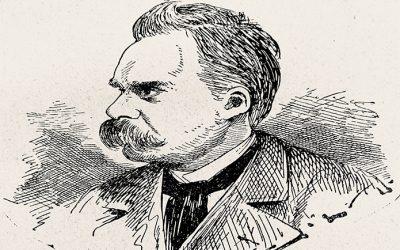 Friedrich Nietzsche, german philosopher, 1844-1900
